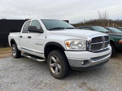 2007 Dodge Ram Pickup 1500 for sale at PARKWAY AUTO SALES OF BRISTOL - Roan Street Motors in Johnson City TN