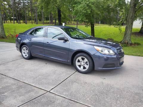 2013 Chevrolet Malibu for sale at Lanier Motor Company in Lexington NC