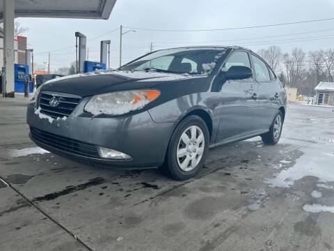 2007 Hyundai Elantra for sale at JE Auto Sales LLC in Indianapolis IN