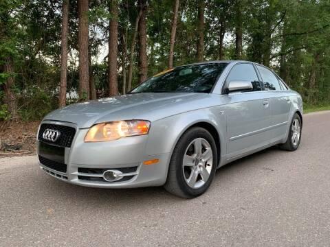 2006 Audi A4 for sale at Next Autogas Auto Sales in Jacksonville FL