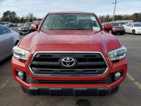 2017 Toyota Tacoma for sale at Auto Finance of Raleigh in Raleigh NC