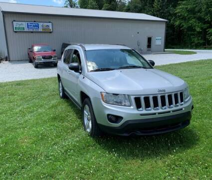 2011 Jeep Compass for sale at Doyle's Auto Sales and Service in North Vernon IN
