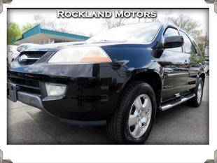 2003 Acura MDX for sale at Rockland Automall - Rockland Motors in West Nyack NY