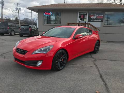 2010 Hyundai Genesis Coupe for sale at Big Red Auto Sales in Papillion NE