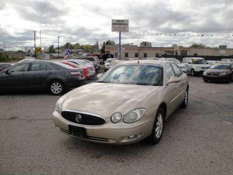2005 Buick LaCrosse for sale at A&S 1 Imports LLC in Cincinnati OH