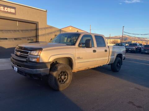 2006 Chevrolet Silverado 2500HD for sale at Auto Image Auto Sales in Pocatello ID