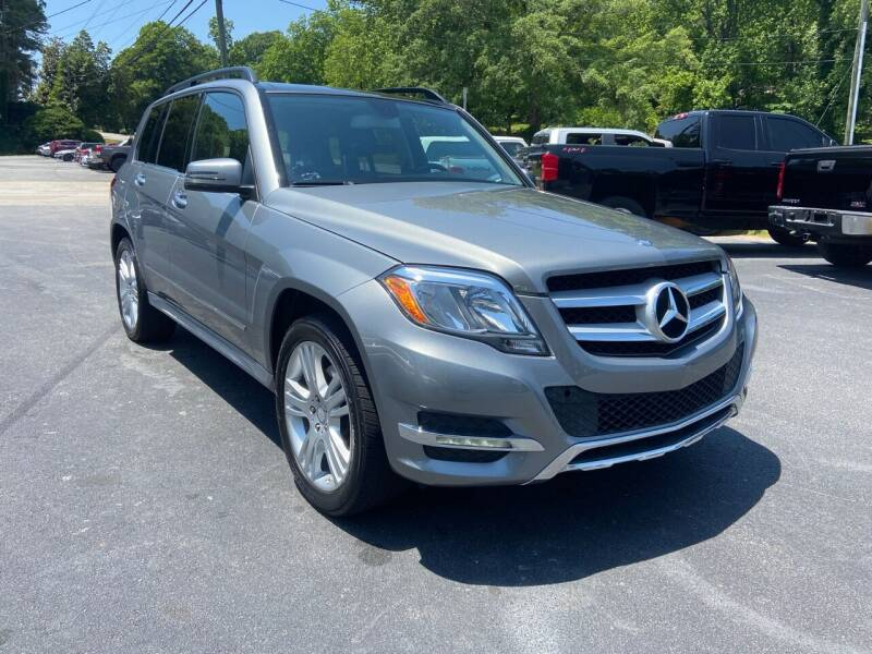 2013 Mercedes-Benz GLK for sale at Luxury Auto Innovations in Flowery Branch GA