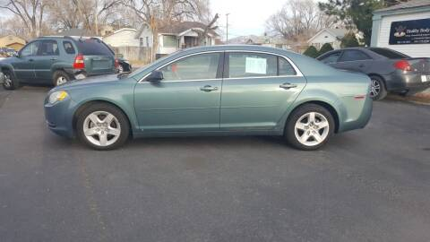 2009 Chevrolet Malibu for sale at BRAMBILA MOTORS in Pocatello ID