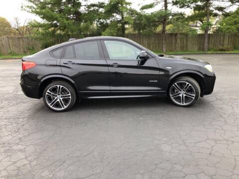 2015 BMW X4 for sale at St. Louis Used Cars in Ellisville MO