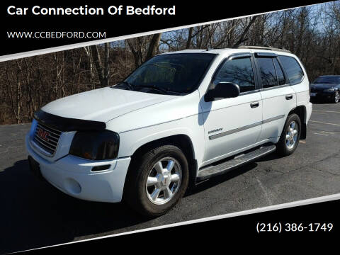 2006 GMC Envoy for sale at Car Connection of Bedford in Bedford OH