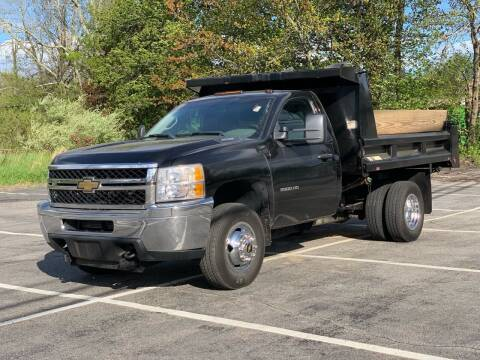2011 Chevrolet Silverado 3500HD for sale at Hillcrest Motors in Derry NH