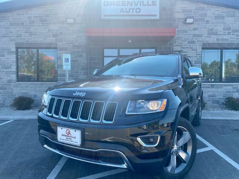 2016 Jeep Grand Cherokee for sale at GREENVILLE AUTO in Greenville WI