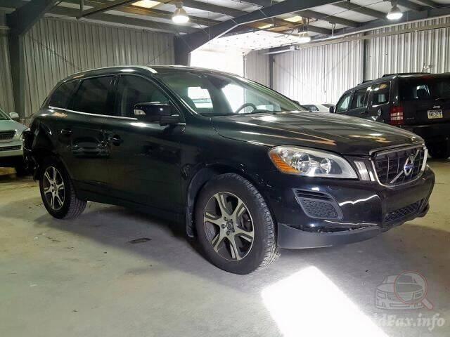 2012 Volvo XC60 for sale at RTE 123 Village Auto Sales Inc. in Attleboro MA