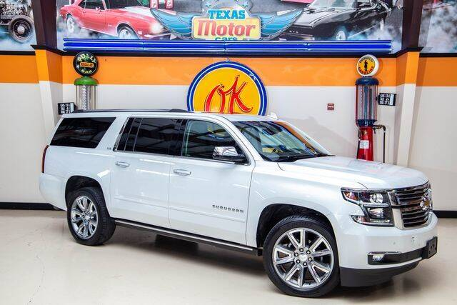 2016 Chevrolet Suburban for sale in Addison, TX
