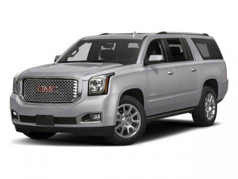 2018 GMC Yukon XL for sale at Auto Finance of Raleigh in Raleigh NC