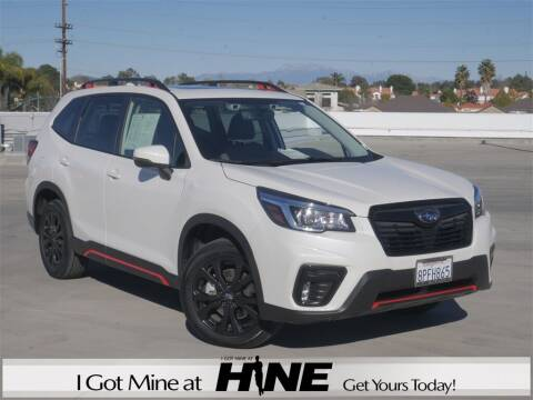 2020 Subaru Forester for sale at John Hine Temecula in Temecula CA