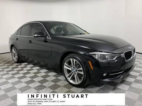 2018 BMW 3 Series for sale at Infiniti Stuart in Stuart FL