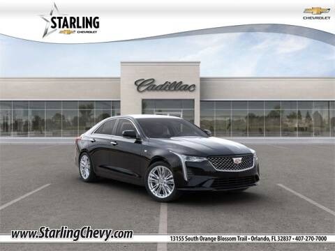 2020 Cadillac CT4 for sale at Pedro @ Starling Chevrolet in Orlando FL