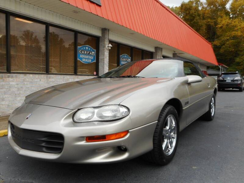 1999 Chevrolet Camaro for sale at Super Sports & Imports in Jonesville NC