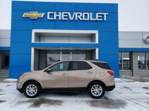 2018 Chevrolet Equinox for sale at Finley Motors in Finley ND