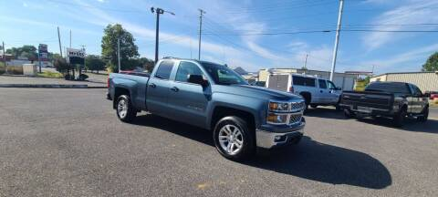 2014 Chevrolet Silverado 1500 for sale at CHILI MOTORS in Mayfield KY