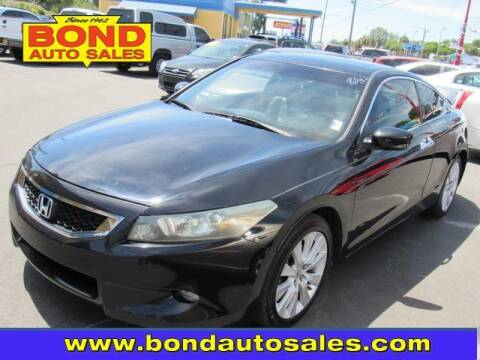2008 Honda Accord for sale at Bond Auto Sales in St Petersburg FL