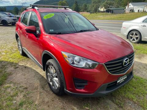 2016 Mazda CX-5 for sale at Wright's Auto Sales LLC in Townshend VT