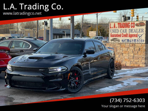 2016 Dodge Charger for sale at L.A. Trading Co. in Woodhaven MI