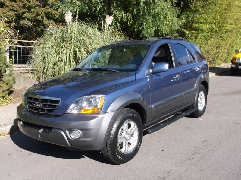 2007 Kia Sorento for sale at Eastside Motor Company in Kirkland WA