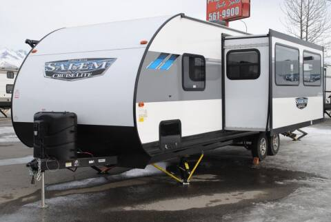 2021 Forest River 263BHXL for sale at Frontier RV Sales in Anchorage AK