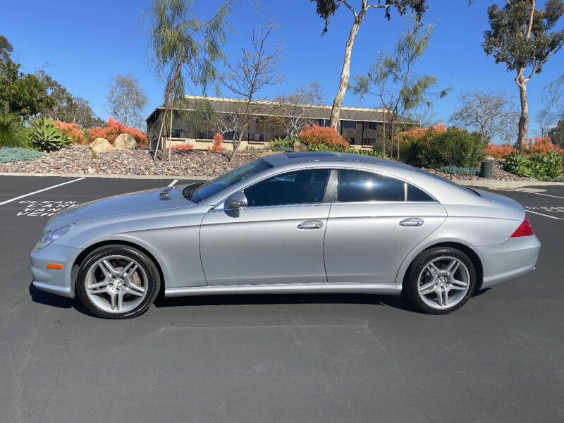 2006 Mercedes-Benz CLS for sale at CAS in San Diego CA