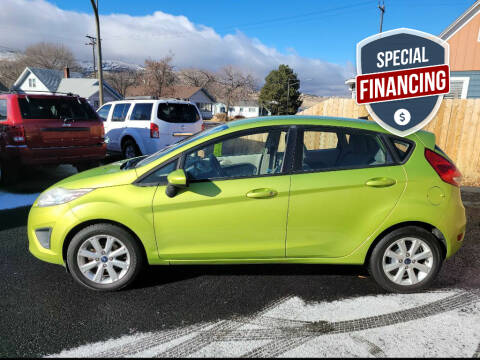 2011 Ford Fiesta for sale at Truck 'N Auto Brokers in Pocatello ID
