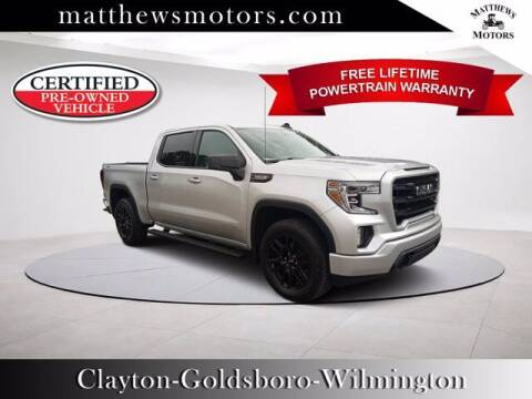 2020 GMC Sierra 1500 for sale at Auto Finance of Raleigh in Raleigh NC