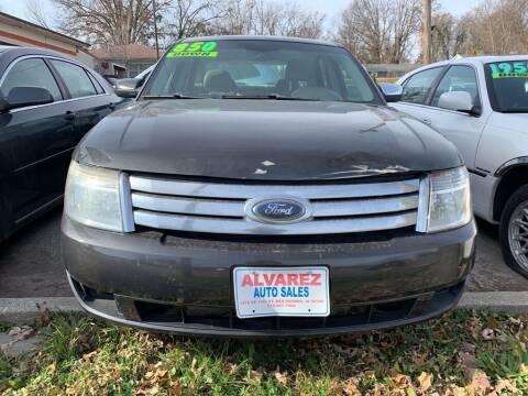 2008 Ford Taurus for sale at ALVAREZ AUTO SALES in Des Moines IA