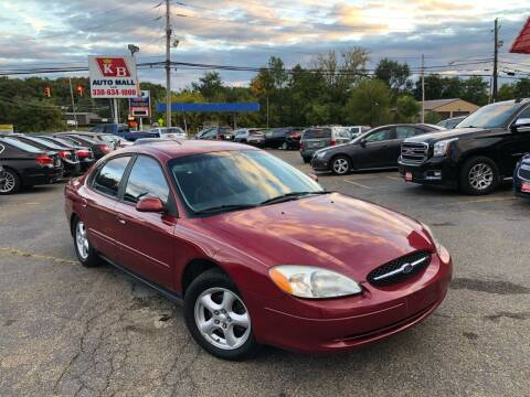 2003 Ford Taurus for sale at KB Auto Mall LLC in Akron OH