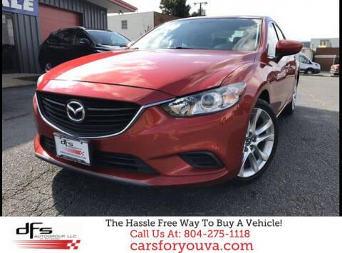2014 Mazda MAZDA6 for sale at DFS Auto Group of Richmond in Richmond VA