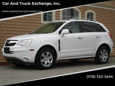 2008 Saturn Vue for sale at Car and Truck Exchange, Inc. in Rowley MA