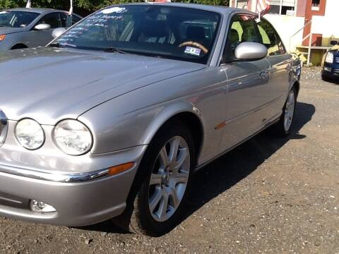 2004 Jaguar XJ-Series for sale at Lance Motors in Monroe Township NJ