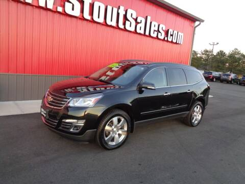 2015 Chevrolet Traverse for sale at Stout Sales in Fairborn OH