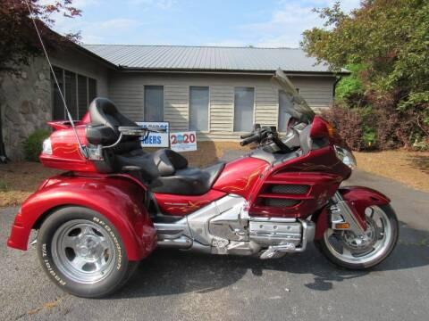 2010 Honda Goldwing for sale at Blue Ridge Riders in Granite Falls NC