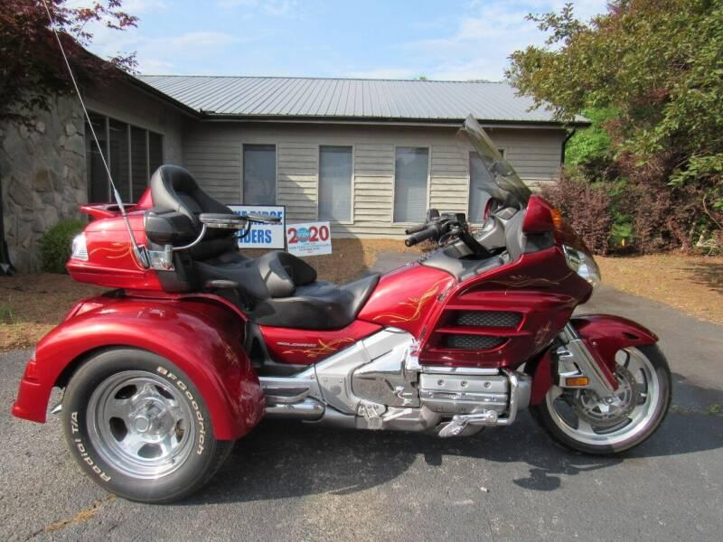 2010 Honda Goldwing with Motor Trike Kit