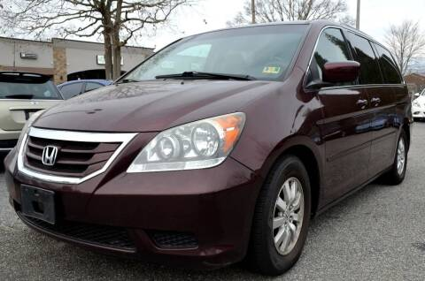 2010 Honda Odyssey for sale at Prime Auto Sales LLC in Virginia Beach VA