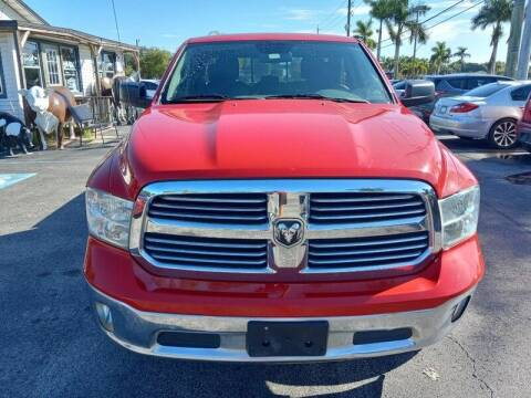 2014 RAM Ram Pickup 1500 for sale at Denny's Auto Sales in Fort Myers FL