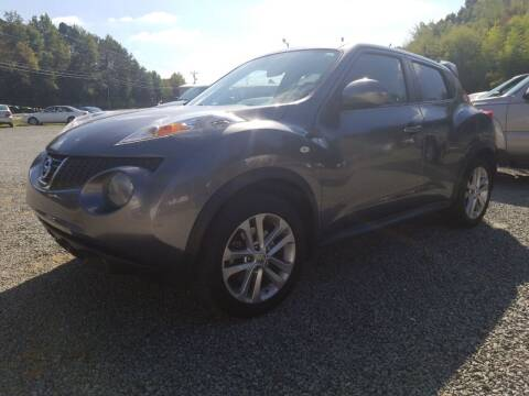 2011 Nissan JUKE for sale at TR MOTORS in Gastonia NC