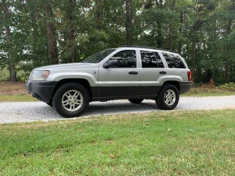 2004 Jeep Grand Cherokee for sale at Madden Motors LLC in Iva SC