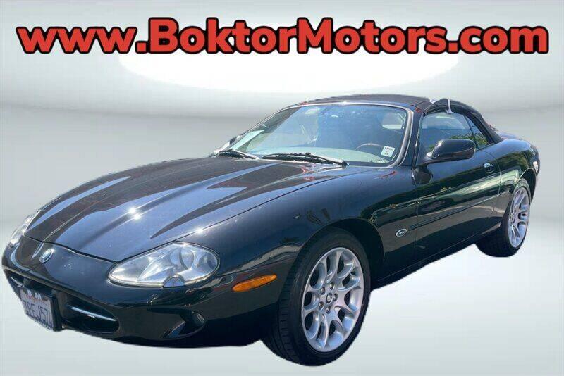 2000 Jaguar XK-Series for sale at Boktor Motors in North Hollywood CA