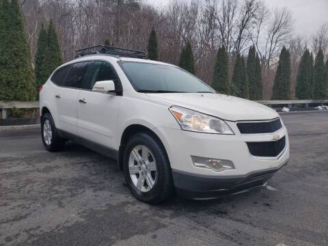 2012 Chevrolet Traverse for sale at Brickhouse Motors in Brentwood NH