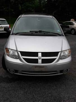2007 Dodge Grand Caravan for sale at Sussex County Auto Exchange in Wantage NJ