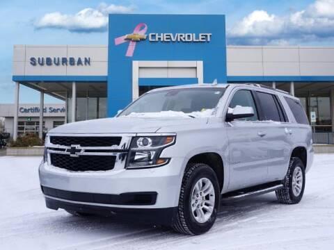 2019 Chevrolet Tahoe for sale at Suburban Chevrolet of Ann Arbor in Ann Arbor MI