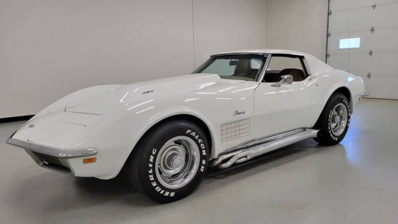 1969 Chevrolet Corvette for sale at 920 Automotive in Watertown WI